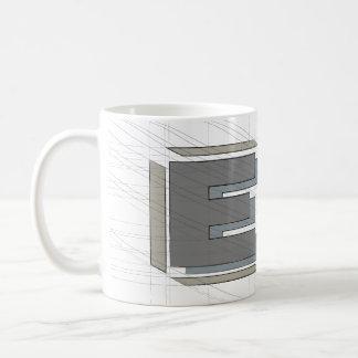 The Letter E Coffee Mug