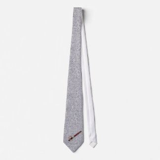 The Letter tie