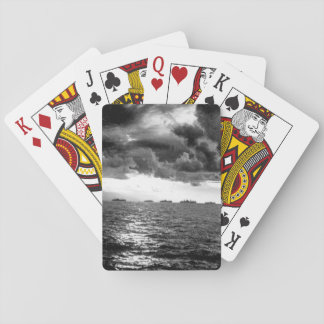The liberators move against the _War Image Playing Cards