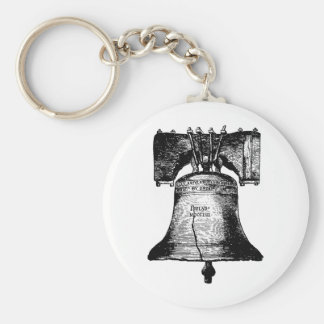 The Liberty Bell Keychain