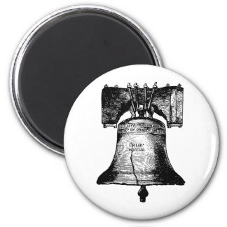 The Liberty Bell Magnet