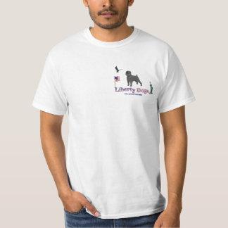 The Liberty Dogs Affenpinscher T-Shirt