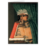 The Librarian - 1566 Greeting Cards