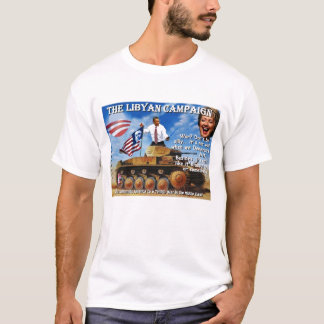 The libyan Campaign T-Shirt