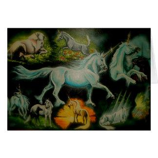 The Life Of A Unicorn Card