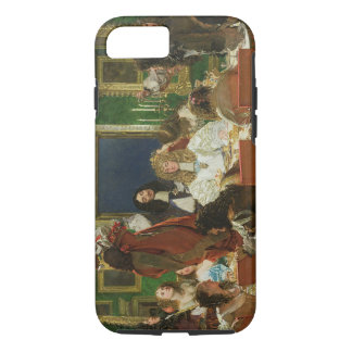 The Life of Buckingham, 1853-55 (oil on canvas) (s iPhone 7 Case