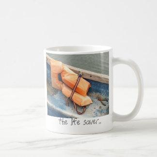 the life saver... coffee mug