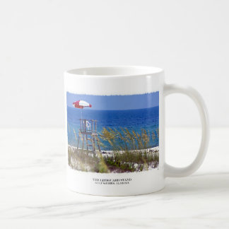 The Lifeguard Stand Coffee Mug