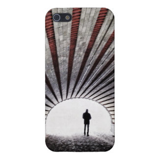 The Light At The End Of The Tunnel Cover For iPhone 5/5S