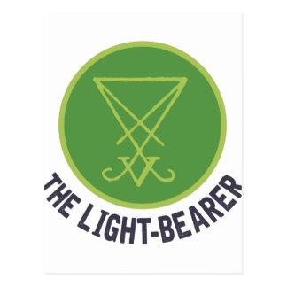 The Light-Bearer Postcard