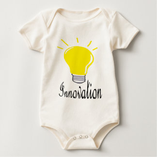 the light of innovation baby bodysuit