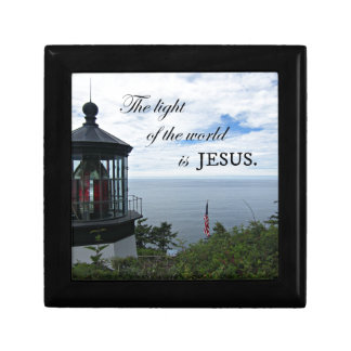 The Light of the World is Jesus. Gift Box