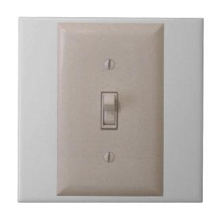The Light Switch Ceramic Tiles