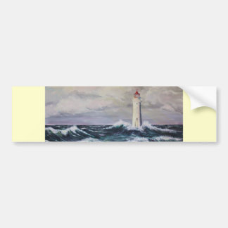The Lighthouse Bumper Sticker