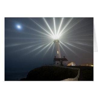 The Lighthouse Card