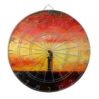 The Lighthouse Dartboard