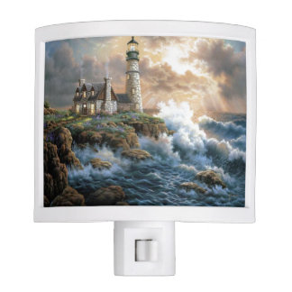 The Lighthouse Night Light