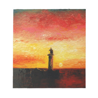 The Lighthouse Notepad