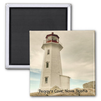 The Lighthouse, Peggy's Cove, Nova Scotia. Magnet