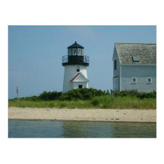 The Lighthouse! Postcard