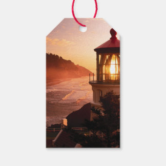 The Lighthouse View Pack Of Gift Tags