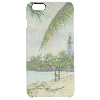 The Lighthouse Zanzibar 1995 Clear iPhone 6 Plus Case