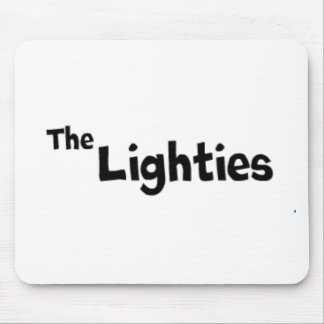 The Lighties Logo T Mouse Pad