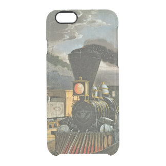 The Lightning Express Trains, 1863 Clear iPhone 6/6S Case