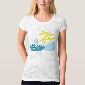 the lightning whale T-Shirt