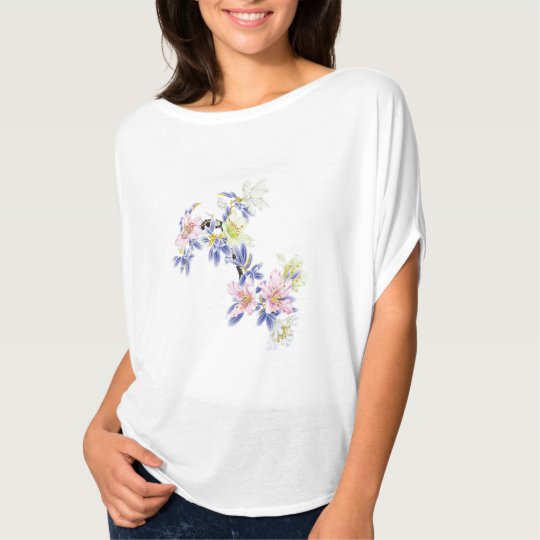 THE LILIES OF THE FIELD LADIES TOP
