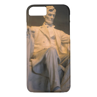 The Lincoln Memorial in Washington DC. iPhone 7 Case