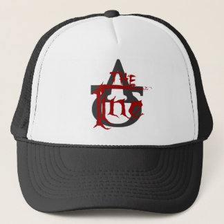 The Line logo baseball cap