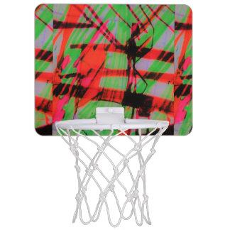 The LIne Mini Basketball Hoop