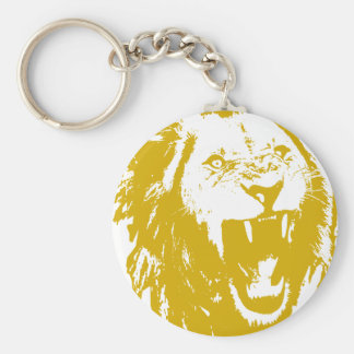 The Lion King Speaks Basic Round Button Keychain