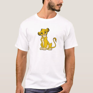 The Lion King's Simba Disney T-Shirt