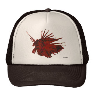 The Lionfish 2 Trucker Hat