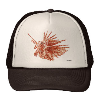 The Lionfish Trucker Hat