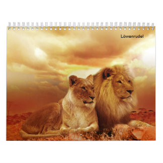 The lions calendars