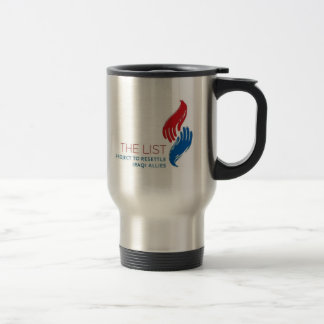 The List Project Travel Mug
