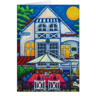 The Litte Danish House Greeting/Note Card