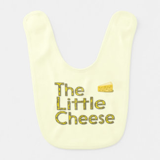 The Little Cheese Bibs