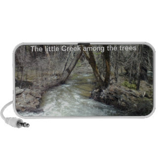 The Little Creek  Doodle iPod Speaker
