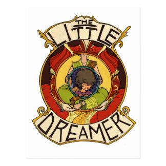 The Little Dreamer Official Logo Postcard