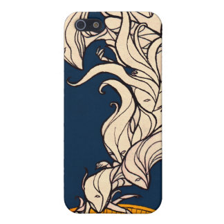 The Little Dreamer - White Flames iPhone 5 Case