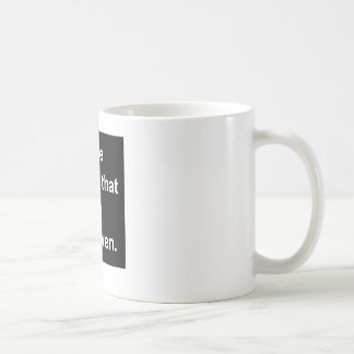 the little engine that literally can't even coffee mug