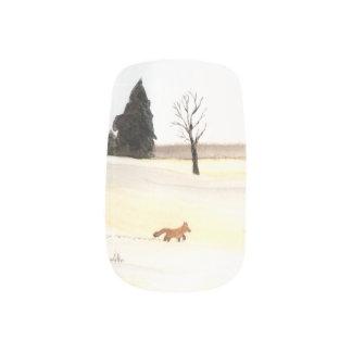 The Little Fox Minx Nail Art