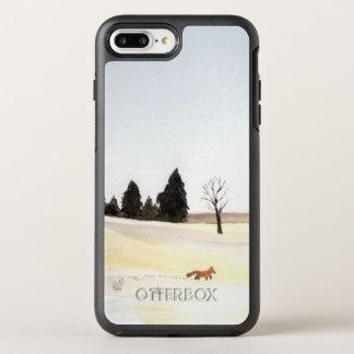 The Little Fox OtterBox Symmetry iPhone 8 Plus/7 Plus Case
