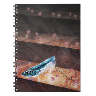 The Little Glass Slipper Notebook
