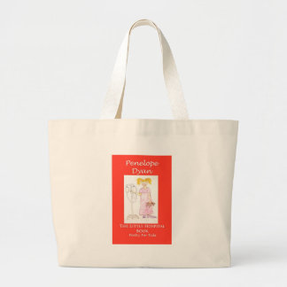 The Little Hospital Book book bag