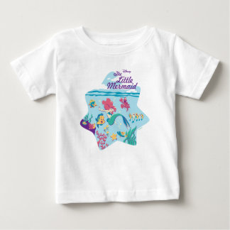 The Little Mermaid & Friends Baby T-Shirt